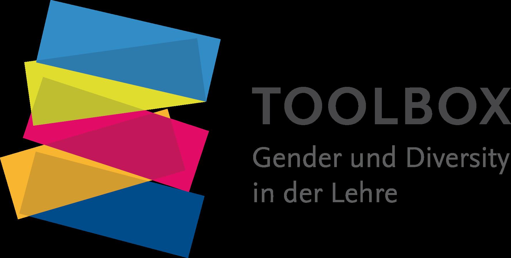 Logo Toolbox Gender und Diversity in die Lehre