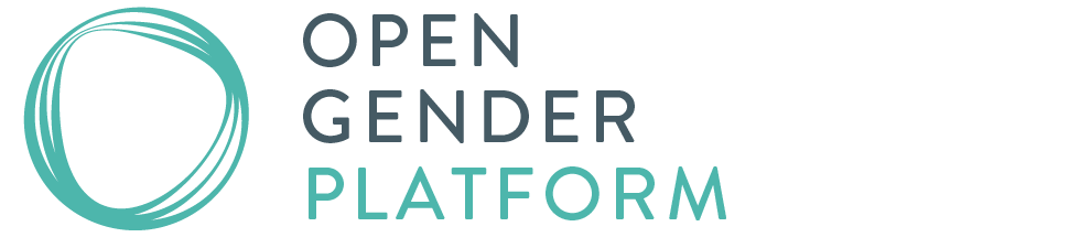 Logo Open Gender Platform